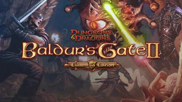 Baldur's Gate II Apk + OBB Data [DLC Unlocked] 2.5.16.6 [All GPU]