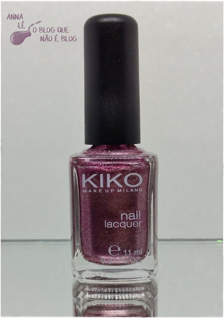 511 Kiko Make Up Milano Esmalte Nailpolish
