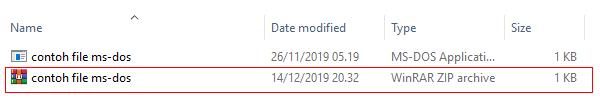 Result File Zip