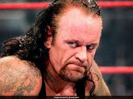 WWE wrestler under-taker will no longer be seen in the ring