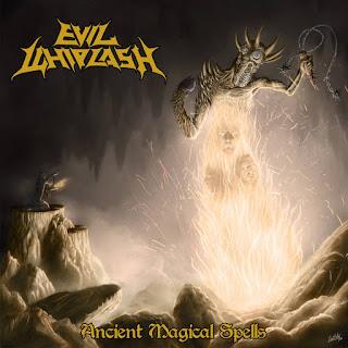 """Ο δίσκος των Evil Whiplash """"Ancient Magical Spells"""""""