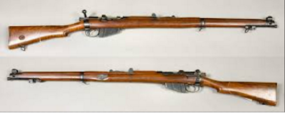 Lee Enfield Rifle .303 Mark-3