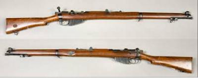 Lee Enfield Rifle .303 Mark-3