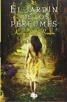 Portada de El jardín de los perfumes