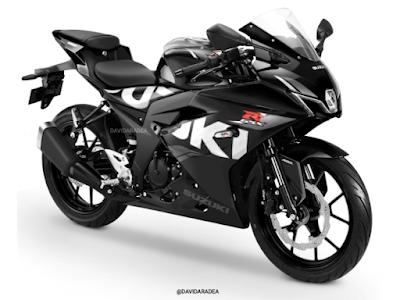 New GSX-R150 Facelift Terbaru 2022