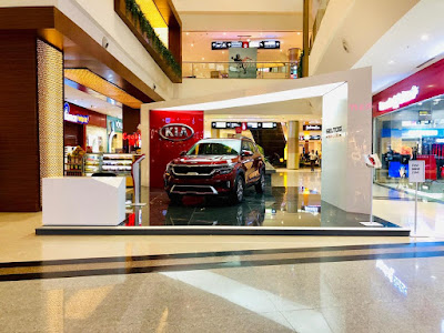 Kia Mall Activation- Sconce Global pvt ltd