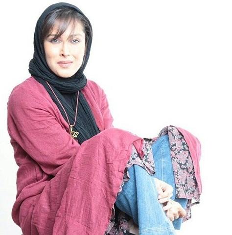 Mahtab Keramati Iranian actress