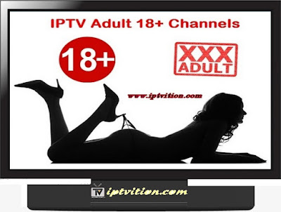IPTV Adult 18+ m3u List XXX Channels update 29-07-2019