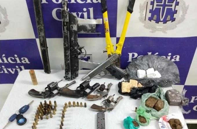 Três bandidos morrem em confronto com a polícia em Senhor do Bonfim