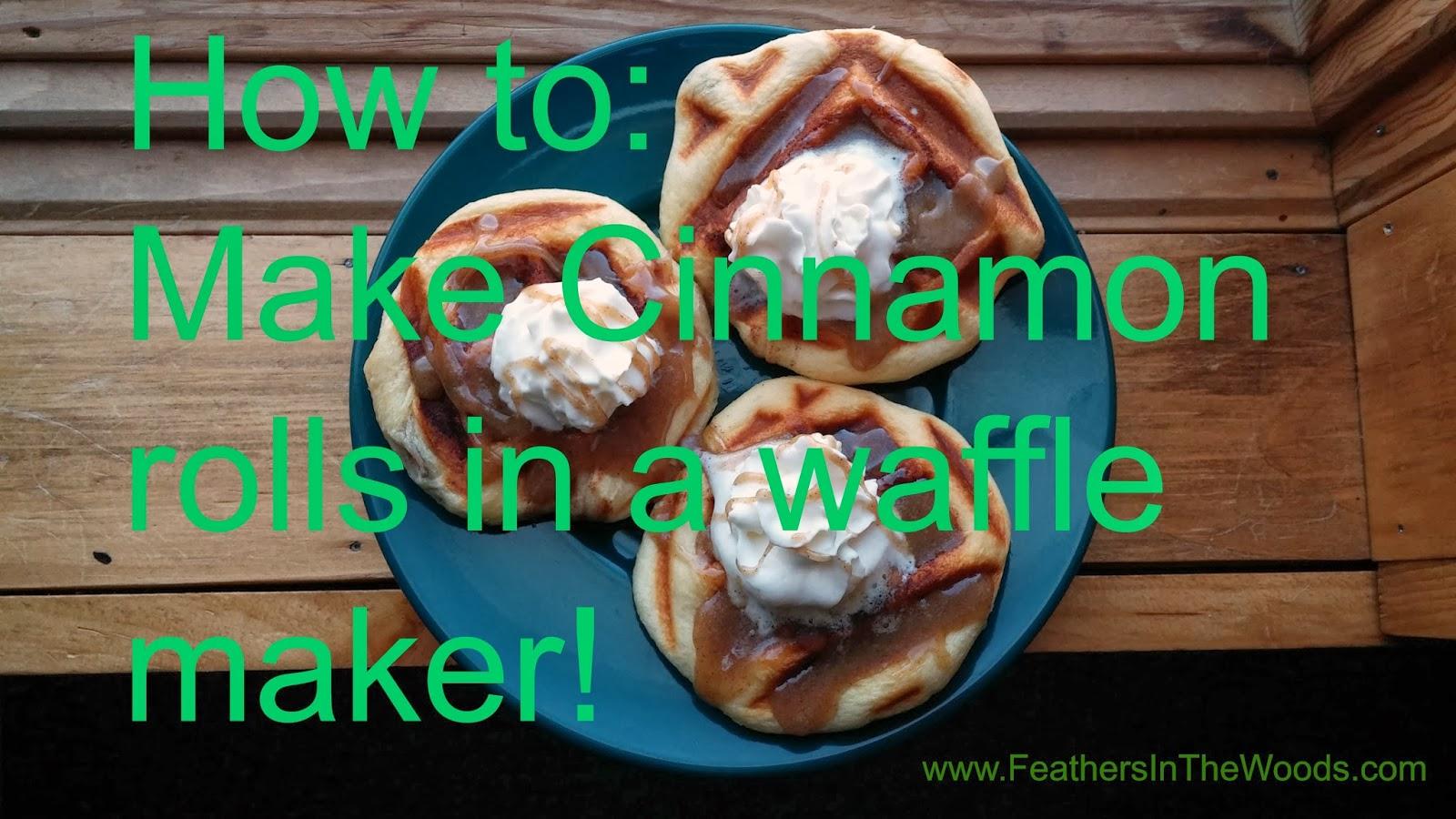 waffle rolls