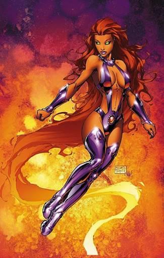 Starfire, superheroína de DC