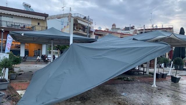 Φονική κακοκαιρία στη Χαλκιδική με έξι νεκρούς και δεκάδες τραυματίες (βίντεο)
