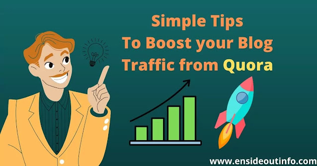 Use Quora to Boost your Website Traffic