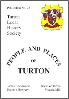 Turton Local History Society #23 - People and Places of Turton