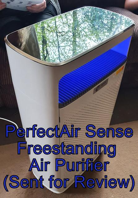 Photo of PerfectAir Sense Freestanding Air Purifier