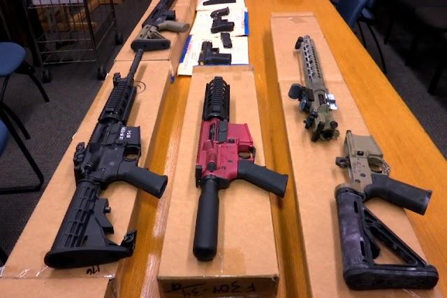 US gun violence: Biden announces gun-control plans targeting homemade 'ghost guns' and assault weapons