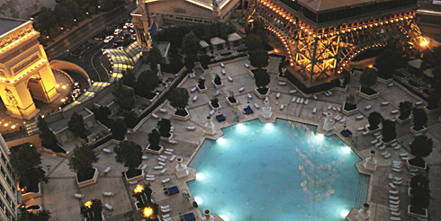 Paris Hotel Casino Las Vegas Nevada