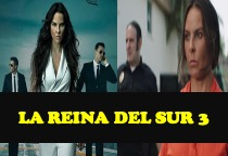 Telenovela La Reina Del Sur 3 Capítulo 01 Gratis HD