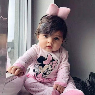 cute baby girl images for facebook dp