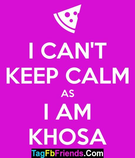 KHOSA
