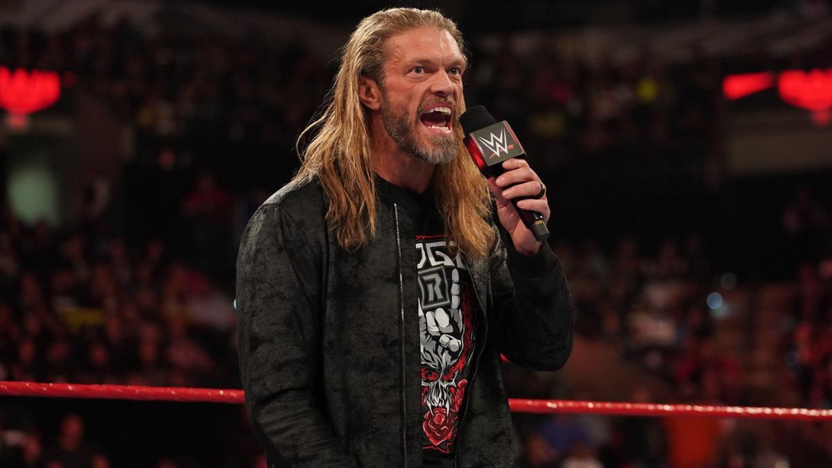 WWE não quis antecipar o retorno de Edge na despedida final de The Undertaker