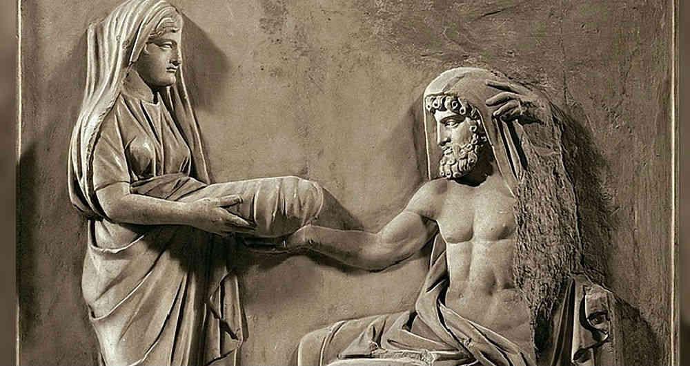 Reia Cronos e Zeus