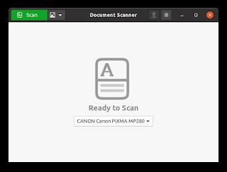 Cara Install Driver Printer Canon MP280 di Ubuntu 20.04
