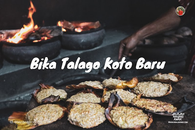 Bika Talago Koto Baru