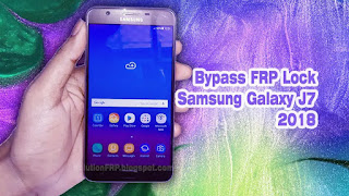 Samsung J7 2018 Remove FRP | Bypass Android 8 0 0 Without TALKBACK