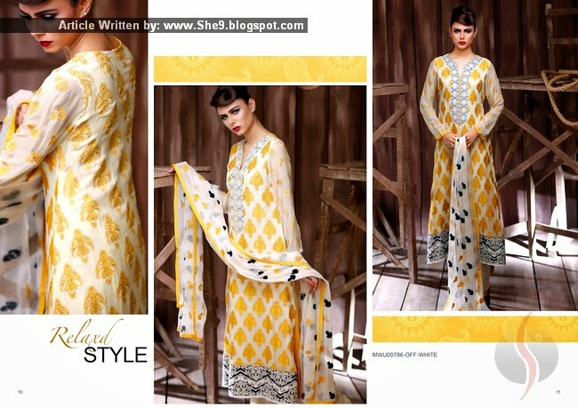 Crinkle Chiffon Formal Collection 2015 Volume-2