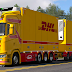 DHL Tandem Skin for Scania S