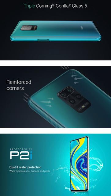 Redmi Note 9 Pro quality