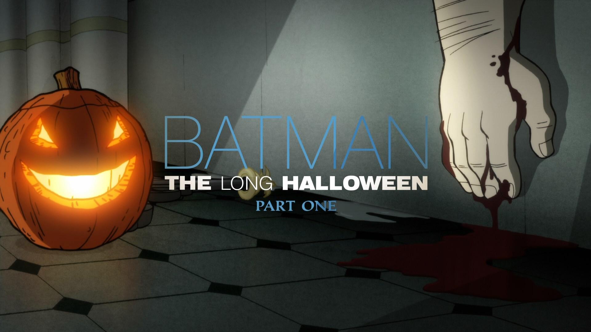 Batman: El Largo Halloween Parte 1 (2021) 1080p Remux Latino