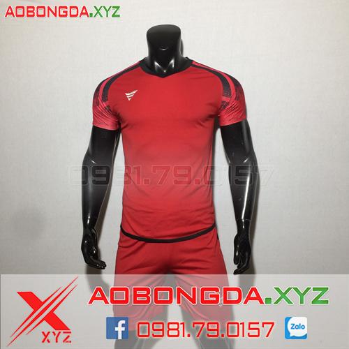 Áo Không Logo Mã XYZ-48 2020 Màu Đỏ