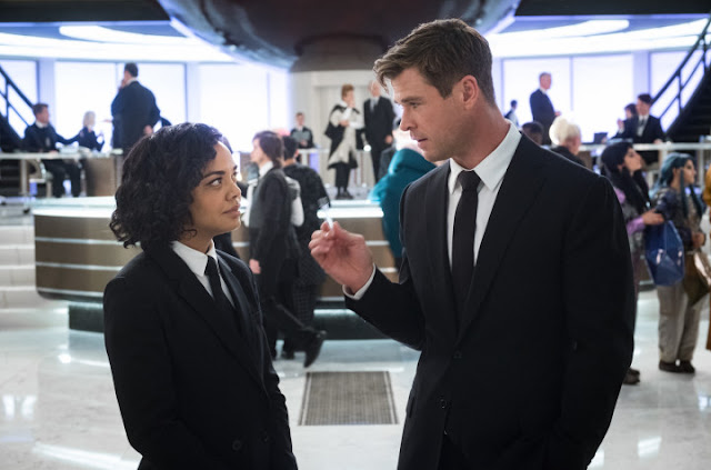 REVIEW: Men in Black International (2019)