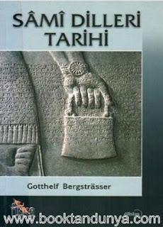 Gotthelf Bergstrasser - Sami Dilleri Tarihi