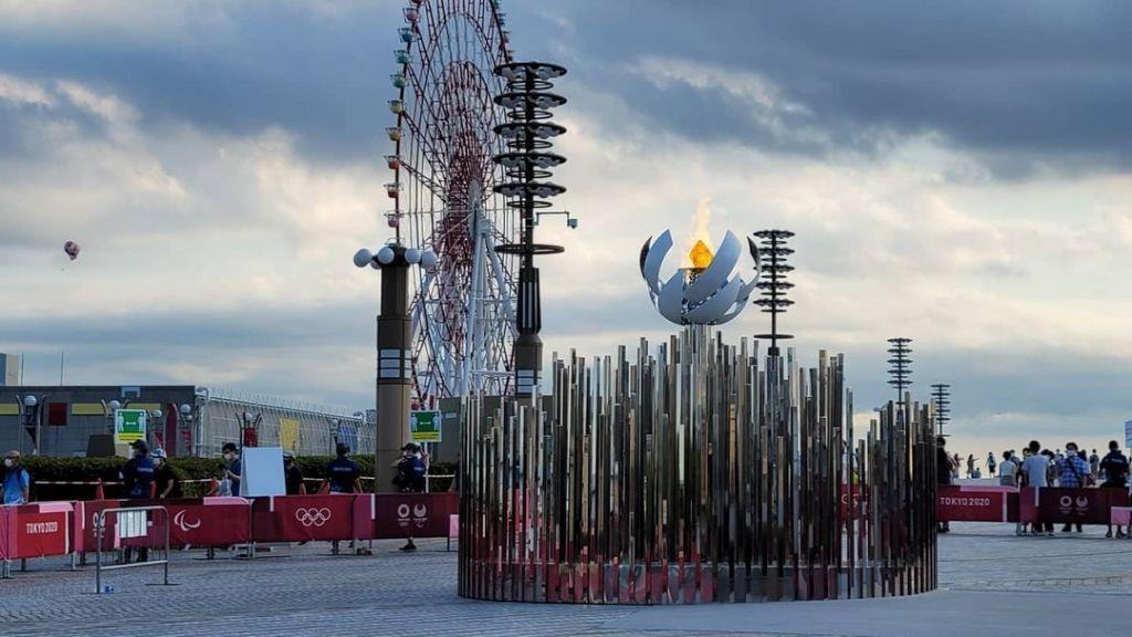 도쿄 올림픽 점화된 성화는 지금 어디에 있을까? - 꾸르