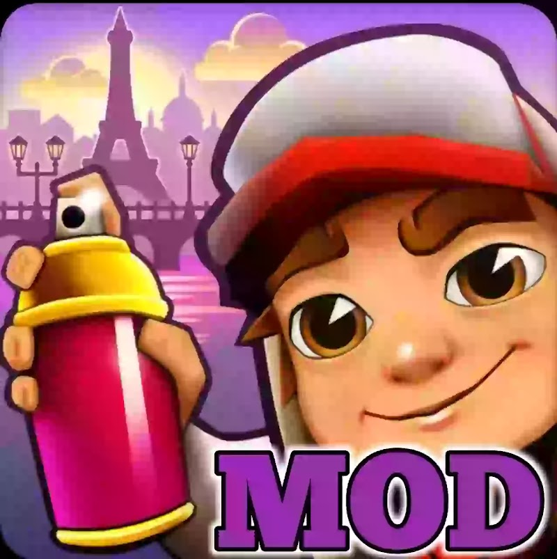 Subway Surfers Mod Apk Latest V1.115.0 ( Unlimited Everything )