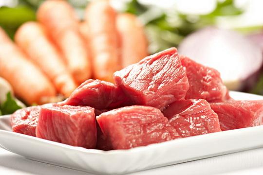 Оттаявшее мясо и субпродукты нужно обязательно использовать