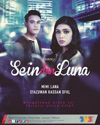 Sein dan Luna TV3