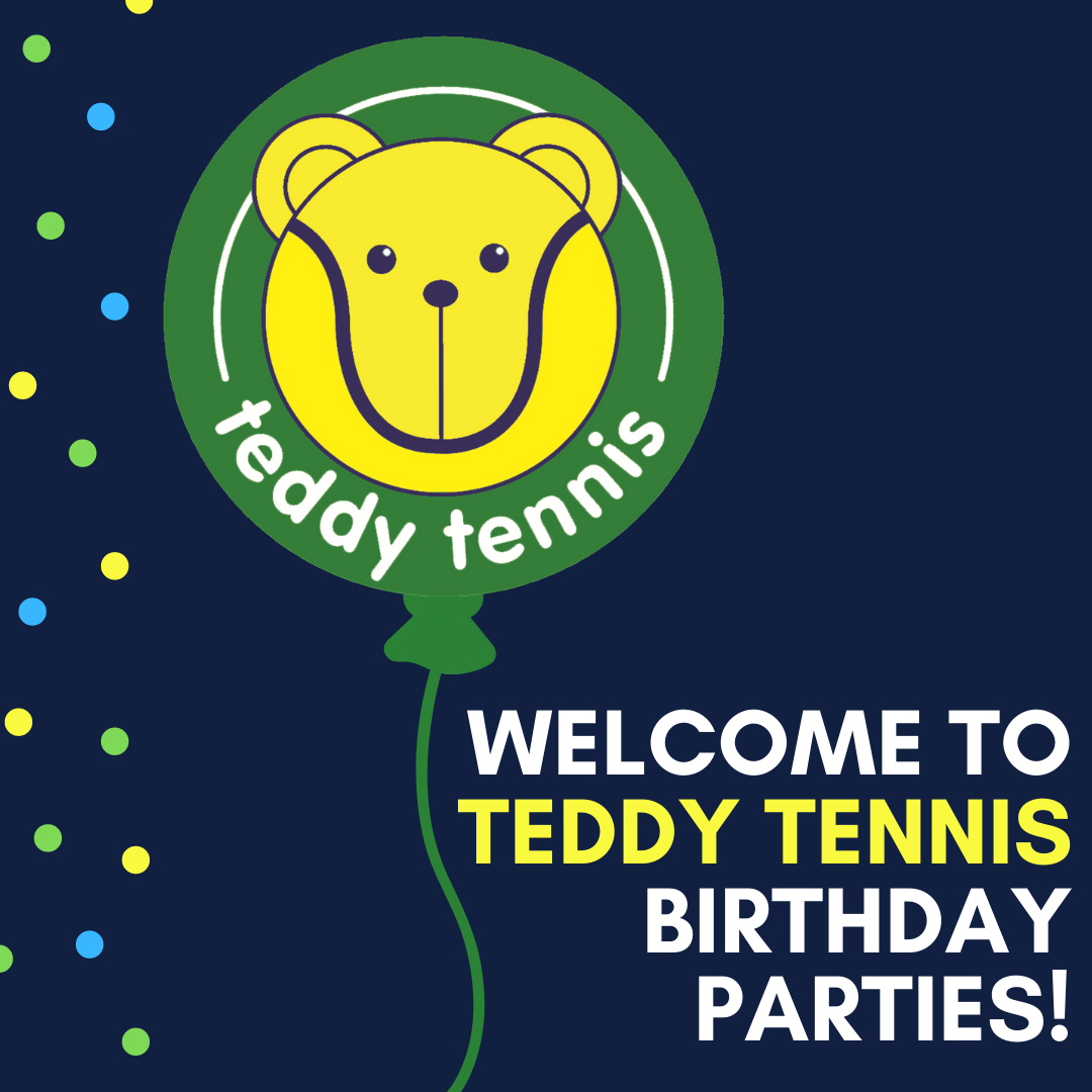 Teddy Tennis Oman Muscat fun birthday parties sport