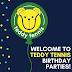 Happy Teddy Tennis Birthday!