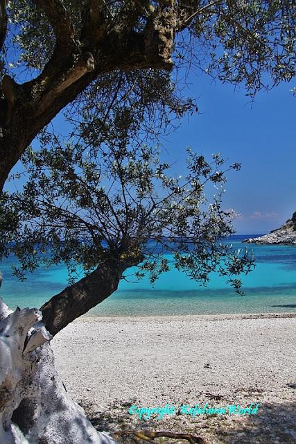Emblissi Beach Kefalonia