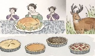 Thanksgiving: The Holiday at the Heart of the American Experience sample illustrations 1