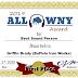 2019 ALL WNY AWARD: Best Sound Person: Griffin Brady