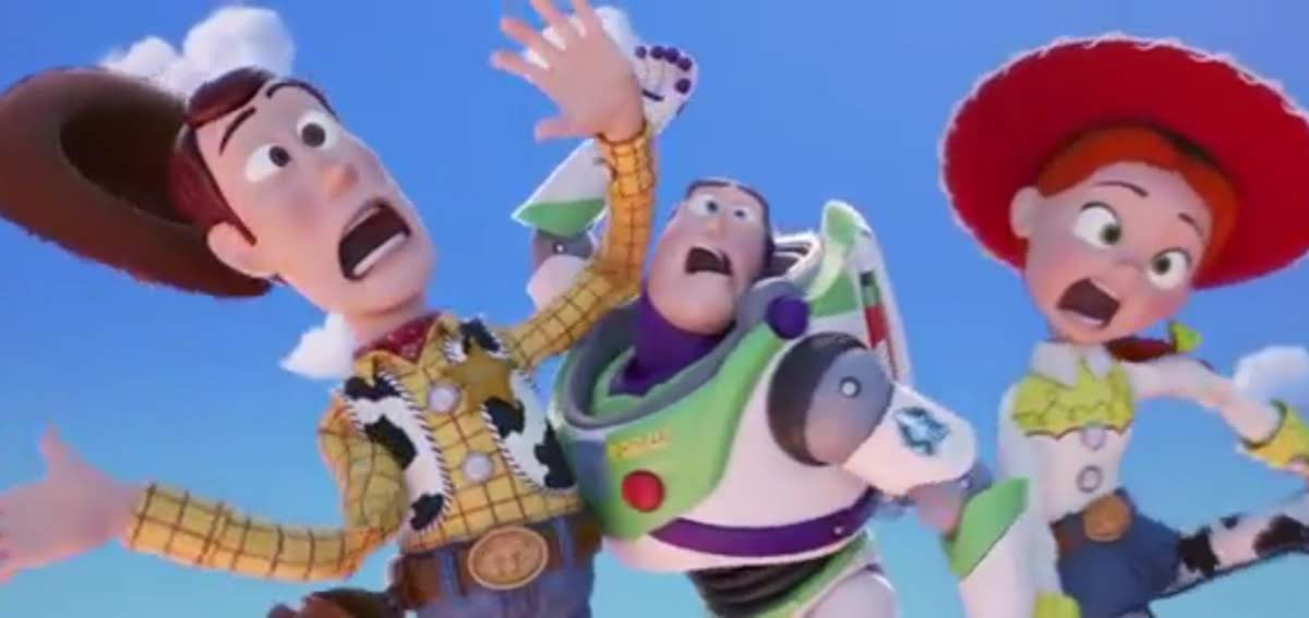 Toy Story 4 : おもちゃとして作られたものだけが、子どもたちにとってのおもちゃではない ! !、ディズニー・ピクサーの人気シリーズ「トイ・ストーリー」の第4弾が、新しい仲間の先割れスプーンを紹介した予告編を初公開 ! !