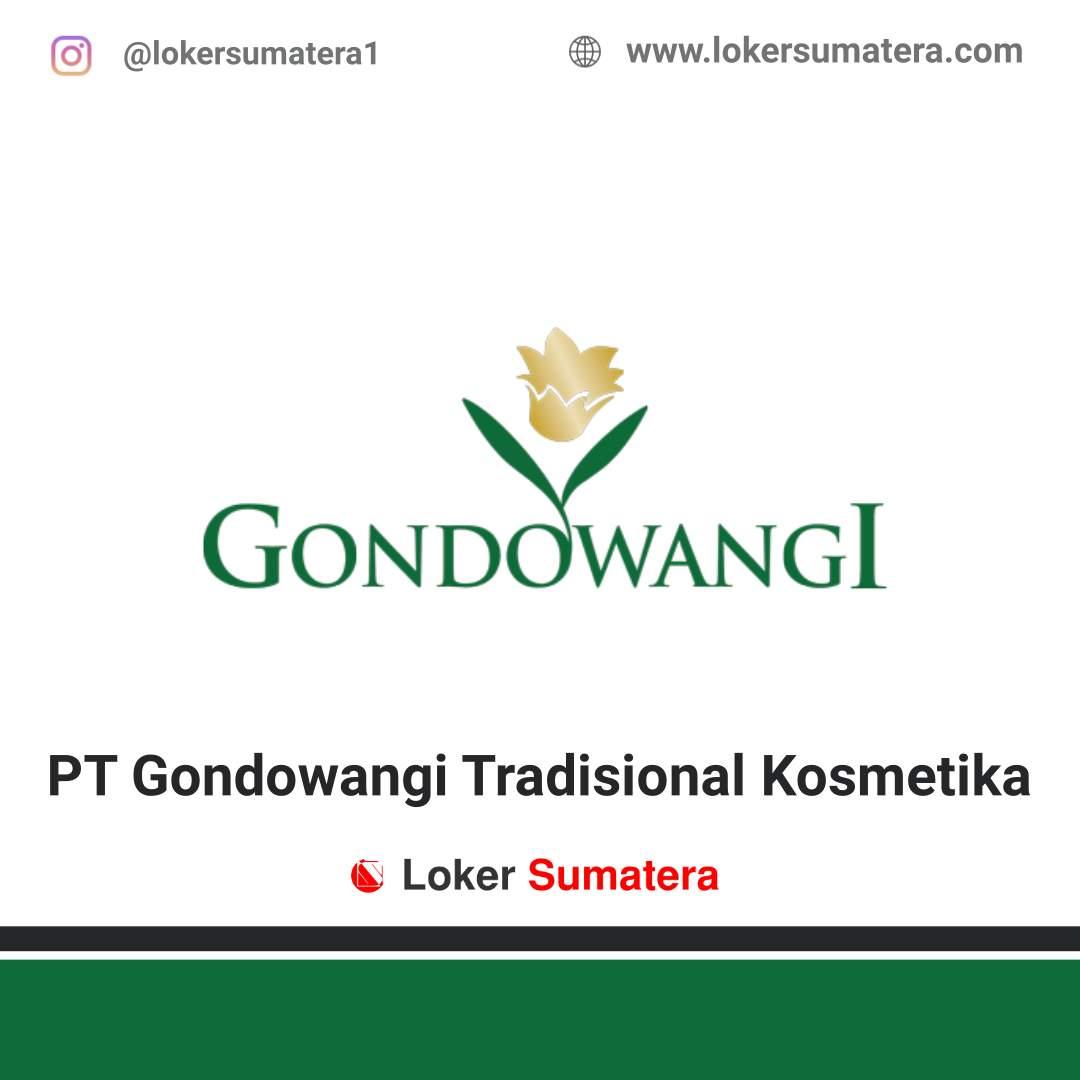 Lowongan Kerja Medan: PT Gondowangi Tradisional Kosmetika Desember 2020