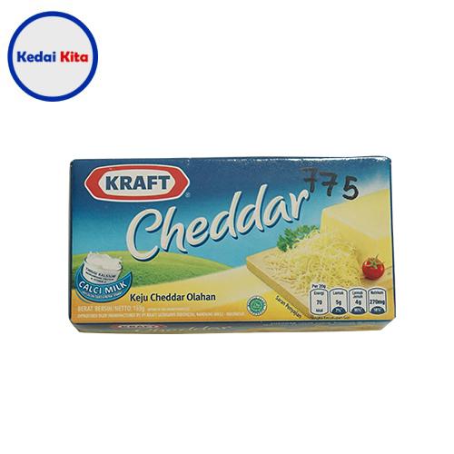 Craft Cheedar 165 Gram