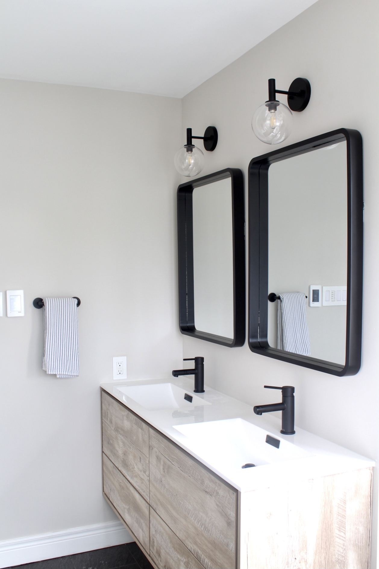 Carriage Hill Project Reveal - master bathroom