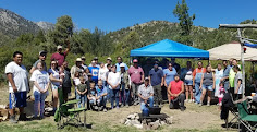 Currant Mountain Gathering Photos by Western Shoshone Carl Bad Bear Sampson